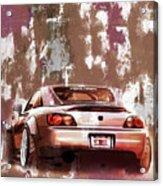 Car 001 Acrylic Print