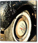 Car Alfresco II Acrylic Print