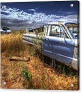 Car Graveyard Acrylic Print