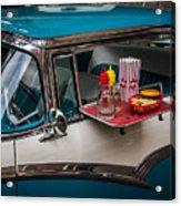 Car Hop Acrylic Print
