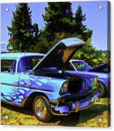 Car Show Series #2 Acrylic Print