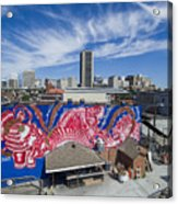 Caratoes Richmond Mural Project Acrylic Print
