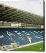 Cardiff - City Stadium - East Stand 1 - July 2010 Acrylic Print
