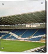 Cardiff - City Stadium - South Stand 1 - July 2010 Acrylic Print