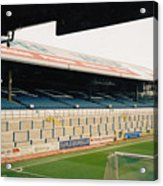Cardiff - Ninian Park - East Stand Railway Side 5 - March 2004 Acrylic Print