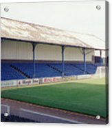 Cardiff - Ninian Park - North Stand 2 - August 1993 Acrylic Print