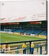 Cardiff - Ninian Park - North Stand 3 - October 2004 Acrylic Print