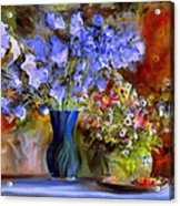 Caress Of Spring - Impressionism Acrylic Print