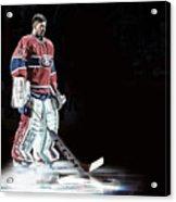Carey Price Spotlight Acrylic Print