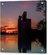 Cargill Superior Twilight No 2 Acrylic Print