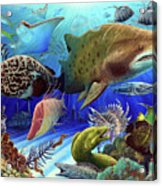 Caribbean Dream Acrylic Print