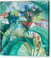 Caribbean Fantasy Acrylic Print