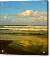 Caribbean Seascape Acrylic Print