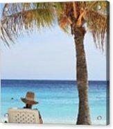 Caribbean Standards Acrylic Print