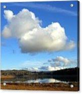 Cariboo Country Acrylic Print