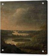 Carl Johan Fahlcrantz Acrylic Print