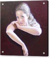 Carlee Acrylic Print