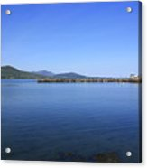 Carlingford Lough Acrylic Print
