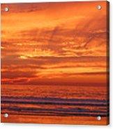 Carlsbad Beach Acrylic Print