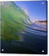 Carlsbad Wave 4 Acrylic Print