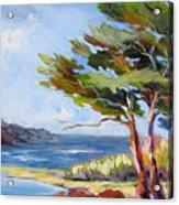 Carmel By The Sea Acrylic Print