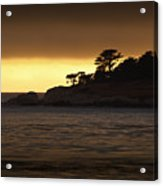 Carmel Sunset Acrylic Print