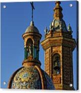 Carmen Chapel Seville Spain Acrylic Print