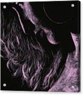 Carmen Acrylic Print by Richard Young