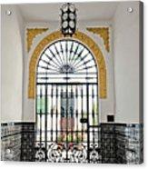 Carmona Door 2 Acrylic Print