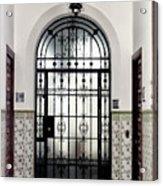 Carmona Door Acrylic Print