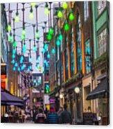 Carnaby Street London Acrylic Print