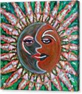 Carnavale Sunset Acrylic Print