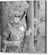 Carnevale Veneziano Acrylic Print