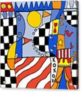 Carnival 1 Acrylic Print