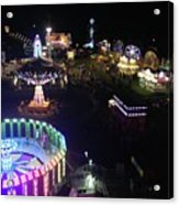Carnival From The Sky Acrylic Print
