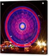 Carnival Hypnosis Acrylic Print