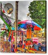 Carnival Life 2 Acrylic Print