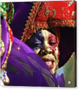 Carnival Personified Acrylic Print