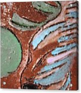 Carnival Tile Acrylic Print