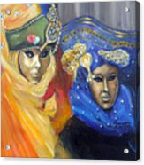 Carnival Time IIi Acrylic Print
