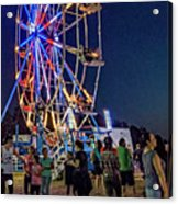 Carny Night 6 Acrylic Print