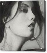 Carol Acrylic Print