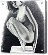 Carole  Original On Sale Acrylic Print