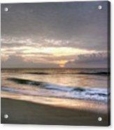 Carolina Beach Morning Acrylic Print