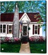 Carolina Home Acrylic Print