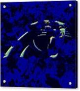 Carolina Panthers 1c Acrylic Print