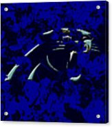 Carolina Panthers 1e Acrylic Print