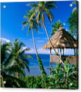 Caroline Islands, Pohnpei Acrylic Print