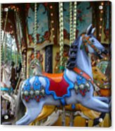 Carousel 1 Acrylic Print