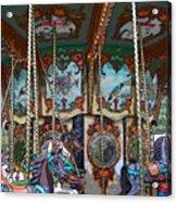 Carousel 2 Acrylic Print
